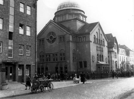 Synagoge Kiel